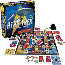 New Star Trek TOS The Original Series Starfleet Adventure Road Trip Board Game