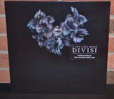 A LOT LIKE BIRDS -  Divisi LP, LTD CLEAR & BLACK SPLATTERED VINYL NEW