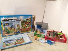Playmobil 9277 Zoo Hasen Hamster Meerschweinchen Gehege OVP