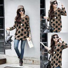 Long camisa Caramel polka dots oversize talla M/L 38/40 nuevo