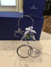 Swarovski Dillard's Exclusive 2018 Bell Ornament 5420321 Large Display Bundle