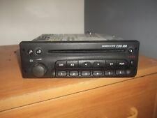 OPEL Siemens VDO CDR-500. AUTO STEREO CD RADIO reproductor.