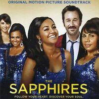 SAPPHIRES, THE Original Soundtrack: Deluxe Ed. SIGNED BY JESSICA MAUBOY CD NEW