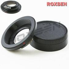 AF Confirm M42 Screw Mount Lens to Nikon F Camera Optical Adapter D4 D600 D3200