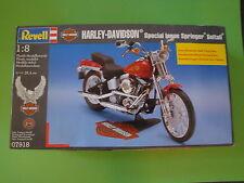 REVELL HARLEY DAVIDSON Special Issue Springer Softail n. 07918
