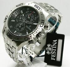 ✅ Festina Herrenuhr F16565/4 Sport Chronograph ✅