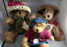 Boyd's Bears Adeline LaBearsley - Mrs. Baybeary - Bailey ? Plush