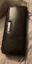 A Genuine Leather, Ladies Black Fiorelli 14 Card Slot, Purse/Wallet