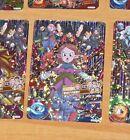 DRAGON BALL Z DBZ DBS HEROES GOD MISSION CARD PRISM CARTE CP HGD10-CP4 JAPAN M