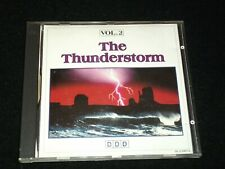 THE THUNDERSTORM VOL.2<>SOUNDS of NATURE<>Canada, CD-1993- MADACY HL-2-34072