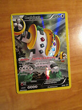 NM Full Art Pokemon Regigigas Carte étoile noire PROMO SET XY82 Ultra Rare XY