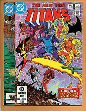 The New Teen Titans #32 & 33 NM to NM+