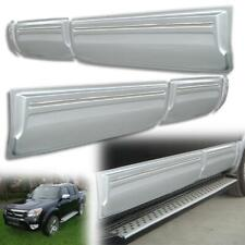 Fit 2006-2011 Ford Ranger 4Door Side Body Door Cladding Cover Grey Set