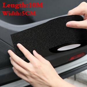 PEVA Protector Sill Scuff Plate for Car Door Trunk Bumper Scratch Strip Stickers