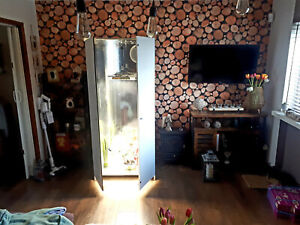 Stealth Grow Box.Quality Indoor Cabinet.Complete lockable setup.TALL WARDROBE