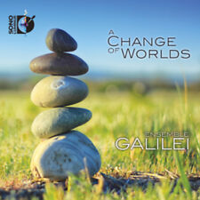 Phil Cunningham : A Change of Worlds CD (2012) ***NEW***