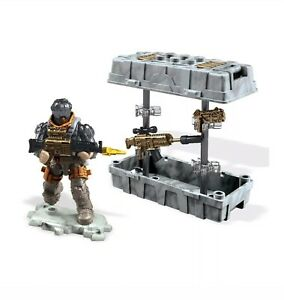 MEGA CONSTRUX Call of Duty FVF99 Assault Weapon Crate NEW IN BOX!
