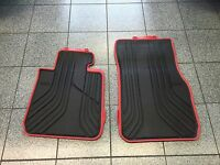 Satz Original BMW 3er (F Serie) Allwettermatten Sport
