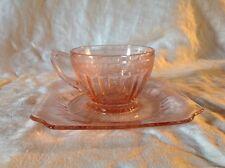 Pink Adam Cup & Saucer
