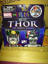 Marvel Minimates Thor el Poderoso Vengador Película Thor y destructor 2 Pack