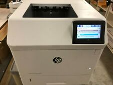 HP Laserjet Enterprise M605 Network Printer M605x HDD E6B71A 204k pages!