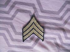 Original USA Sergeant  Badge *