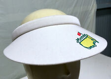 Masters Golf Augusta Magnolia Lane Golf Baseball Visor Hat