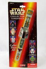 Star Wars Collector Timepiece Digital Wristwatch Boba Fett Watch by Hope New