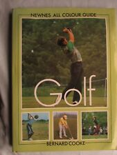 Newnes Colour Guide Golf - Bernard Cooke Great Christmas Idea