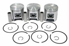 Polaris Indy XCR 600, 1995 1996 1997, 3 Std Bore Pistons / Piston