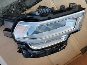 2019 2020 Dodge Ram 2500 3500 Passenger Right Side LED HID XENON Headlight OEM
