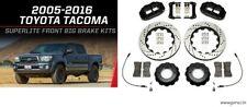 "Wilwood Front Big Brake Kit Fits 05-16 Toyota Tacoma,6 Piston,13"" Drilled,TRD"