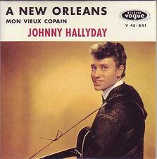☆ CD Single Johnny HALLYDAY A New Orleans 2-track 9837980