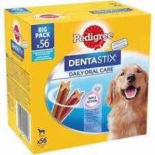 Pedigree Dentastix Bâtonnets Hygiène Bucco-Dentaire pour Grand Chien - Pack de 56
