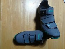 Giro Manta R Women's Cycling Shoes Turquoise 9 41.0 excellent condition