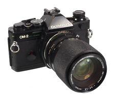 Olympus OM-2  Spot/Program Gehäuse + Olympus Zuiko Auto-Zoom  3,5-4,5/35-105mm