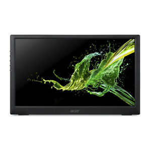 Acer Um.Zp1Aa.001 15.6In Ws Lcd 1920X1080 800:1 Pm161Q Bu Portable Free 3Yr