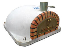 Pizzaofen Ofen Pizza Brotbackofen Holzbackofen 120x120 Backofen Steinofen