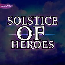 ¡Solstice Of Heroes!(Xbox Ps4 Pc) Read Description