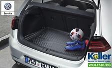 Original Volkswagen Gepäckraumeinlage Gepäckraumschale Golf 7