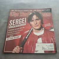 The Hockey News March 14 2003 Vol. 56 No. 27 Sergei Fedorov Cover