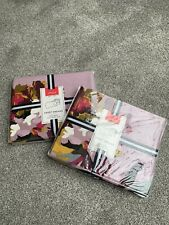 NEW Joules Peony Lilac Mauve 2 (Pair) x Oxford pillowcases