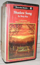 Shadow Song by Terry Kay (1995 Cassette Audio) Unabridged Ex-Library, Free Post