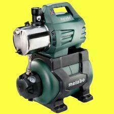 METABO Hauswasserwerk HWW 6000/25 Inox 1300 Watt Gartenpumpe Pumpe