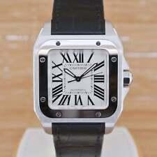 Cartier Men's Mechanical (Automatic) Wristwatches