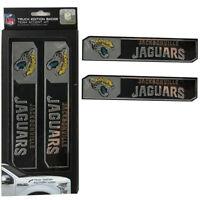 NFL Jacksonville Jaguars Car Truck Edition Badge Color Aluminum Emblem Sticker