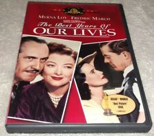 The Best Years of Our Lives (DVD) RARE oop