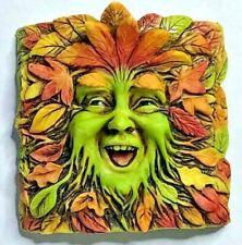 Harmony Kingdom artist Neil Eyre EyreDesigns Greenman Green Man Tree Magnet Fall