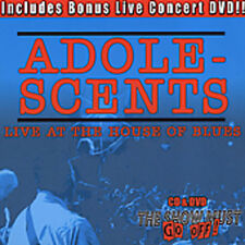 Adolescents Live at The House of Blues 2 CDs 2009