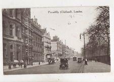 Piccadilly Clubland London 1926 Postcard 431b